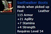 Swiftwalker Boots
