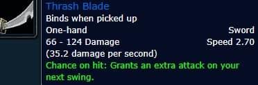 Thrash Blade